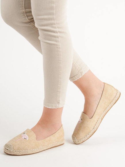 ESPADRYLE Z FLAMINGIEM VICES