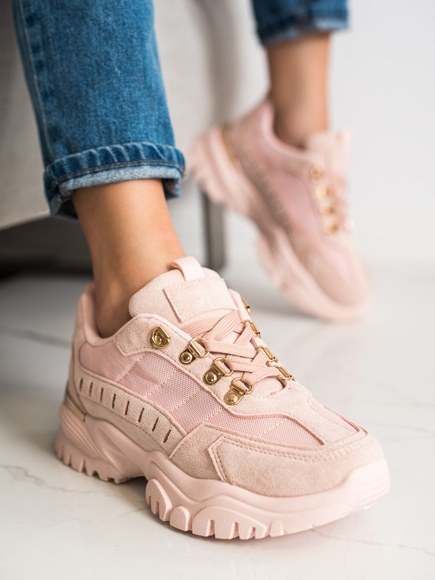 PUDROWE SNEAKERSY
