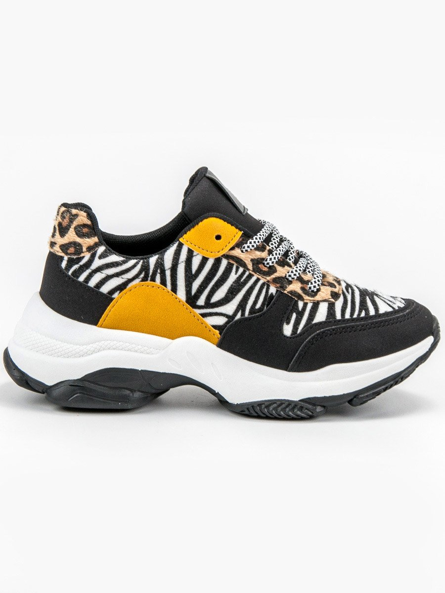 SNEAKERSY ANIMAL PRINT